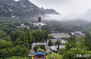 青岛崂山太清宫,真是海上仙山!