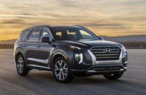 现代全新旗舰SUV:帕利塞德,3.8L+8AT ,V6实力对标新汉兰达!