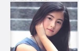 张柏芝12岁,王菲23岁,同一年对比她却输得很彻底