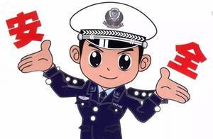 沁源交警执法与服务并举严查农村交通违法行为