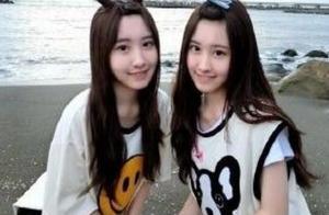 """""""台湾最美双胞胎""""by2现身,短上衣秀腹肌,网友:名品身材!"""
