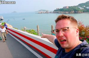 热门博主阿福嵊泗列岛跳岛游视频大公开!原来上海人三日玩转跳岛游攻略是这样的呀!