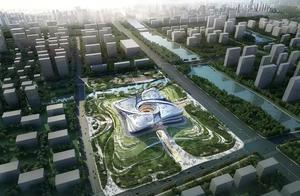 超45亿!萧山首个城市文化公园来啦!效果图很赞