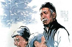 《1982年谢添执导的电影《茶馆》堪称经典中影片》
