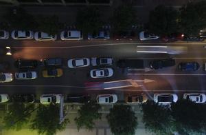 """糟心!郑东新区这三大区域路段违停严重,想通行得""""见缝插针"""""""