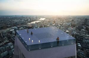 全球首个360度无边泳池公布,将在英国伦敦建造