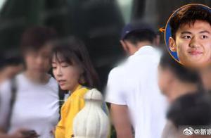 宁泽涛否认被包养 女友大9岁 俩人是很般配的姐弟恋