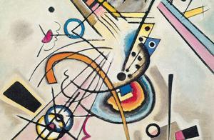 你为什么看不懂,抽象绘画?应如何欣赏抽象油画?
