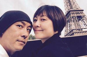 张卫健张茜:相恋20年,15年异地夫妻双城生活,始终如一