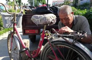 老人占道修车居民投诉城管不作为!即墨区区长信箱的回复火了
