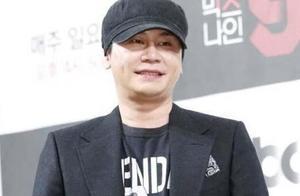 """梁铉锡正式卸任YG社长,一个""""娱乐王国""""如何最终走向崩塌的?"""