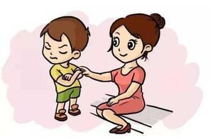 孩子跟你哭诉,是当下的情绪反应,家长不要过于夸大他的负面感受