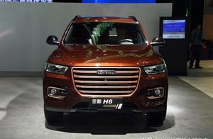 中国SUV全球领导者-全新哈弗H6