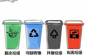 深圳800多个小区楼道垃圾桶被撤!垃圾到底要怎么分类?超详细指南附上