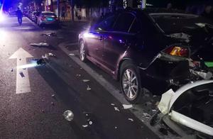 斗门发生惨烈车祸,闹市狂飙连撞6车2人死亡!司机、车主都要坐牢!