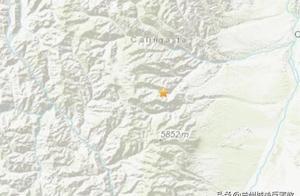 阿根廷西部发生5.6级地震 震源深度102.3公里