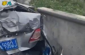 一组动图警示你:有种事故叫做劫后余生  愿世间从此无车祸!