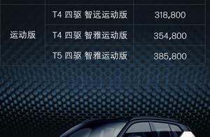 沃尔沃最新SUV,售26.48万元起,三种动力总成,林志玲代言