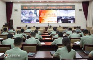 驻香港部队某基地:用实战标准严管干部强化担当