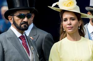 迪拜王妃逃跑原因揭秘:疑与保镖私通被69岁酋长丈夫发现