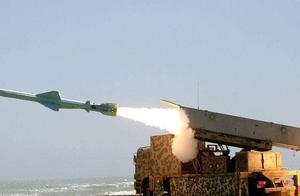 伊朗大批导弹从地下拉出,加注燃料瞄准美航母,直言冲突就在眼前