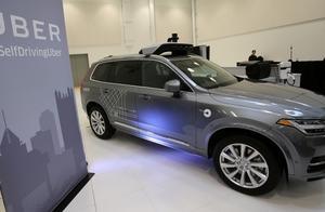 没有地图也能自动驾驶?优步发布最新款无人驾驶汽车