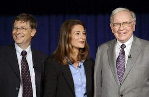 6名中国富豪跟随盖茨宣誓捐财产,谷歌创始人富可敌国却不买账