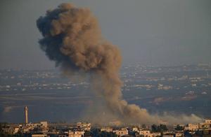 叙利亚机场突遭轰炸!2天3次沉重打击,55人死伤损失惨重