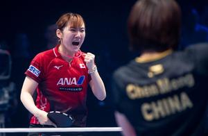 日本网友冷静看加藤美优赢陈梦 T2规则没意思,这不算正式比赛