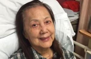 82岁TVB御用妈妈晚景凄凉,跌倒十小时无人救,儿女不闻不问