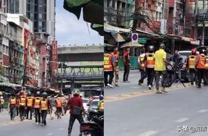 恐怖!曼谷当街枪战火拼!路人遭误杀,当场死亡