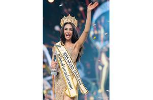 2019泰国小姐选美大赛结果引争议