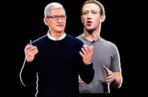 禁用苹果手机,雇人抹黑对方,Facebook要向苹果开战吗?