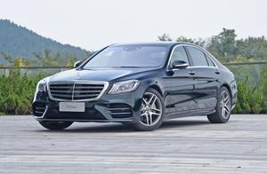2019款奔驰S级行政座驾,40岁的你年入百万,你会选这车么?