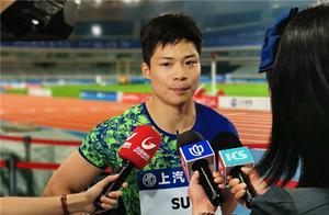 请体谅他的不易!苏炳添怒怼质疑者:你找个30岁跑10秒05的中国人