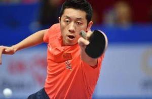 国乒两大世界冠军打服队友!林高远遭横扫后笑着认输:真打不过