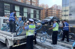 郑州紫荆山路严查这种行为,今天早高峰已有130多辆车被拖走