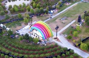 乔布斯最后的杰作,苹果飞船总部正式开幕了!
