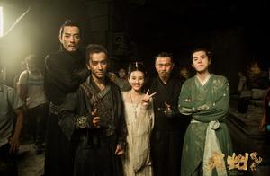 《九州缥缈录》收视不佳,刘昊然被两小花全程压制,还能翻身吗?