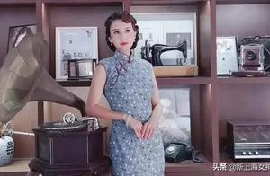 央视主持人气质就是不一样,40岁张蕾优雅知性,穿旗袍尽显东方美