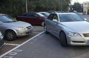 为什么停车时大部分人都倒进车位?是想证明自己技术好吗?