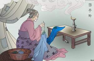 母亲节最应该读一首诗,流传千年,歌颂母爱,百读不厌,潸然泪下
