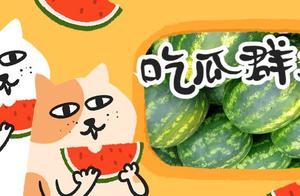 我在微博抽奖中了3万斤西瓜