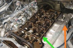 发动机渗漏机油,偶尔还会出现高温,开了7年的五菱让车主头疼!