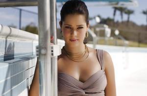 网坛最美女神,身材比莎拉波娃更好,丈夫是世界冠军