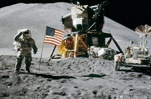 月球上200吨的垃圾几乎是人类所为?登月人数和垃圾数为1:16?