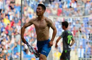 西甲最新积分榜:武磊西甲第3球,助西班牙人奇迹挺进欧战!