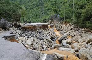 6人死亡,6辆车被冲走!百色凌云遭遇山体滑坡、山洪暴发,搜救仍在持续