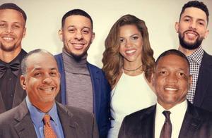 NBA鲜为人知的亲戚关系:马刺火箭格林是堂兄,库里亲戚遍布4队