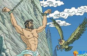 希腊神话故事:普罗米修斯